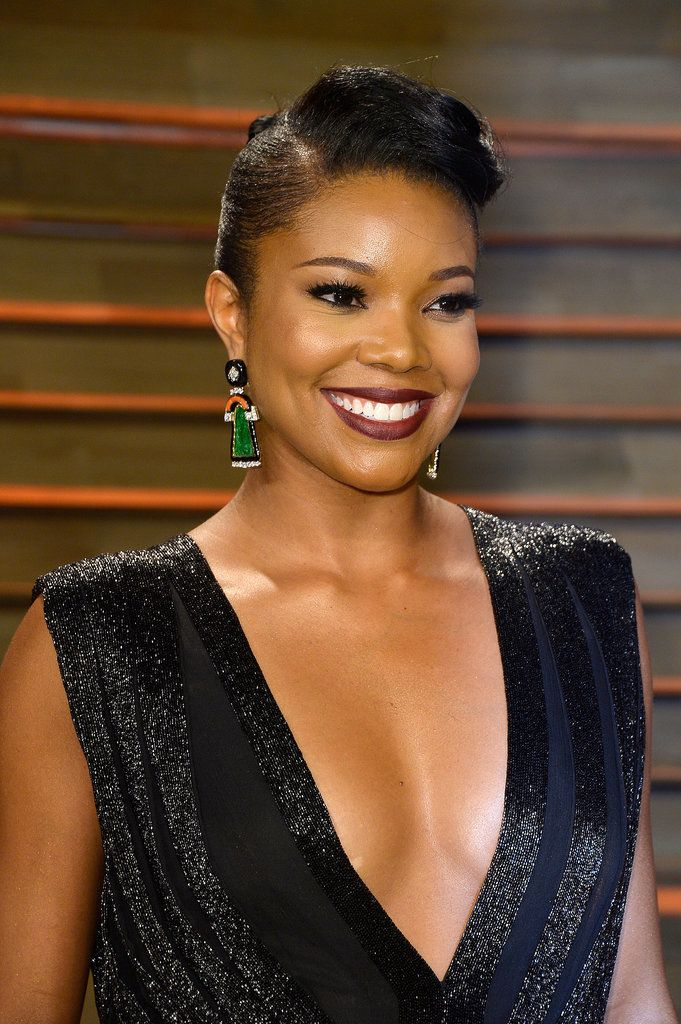 #bridal #beauty #bridalhair Gabrielle Union makeup