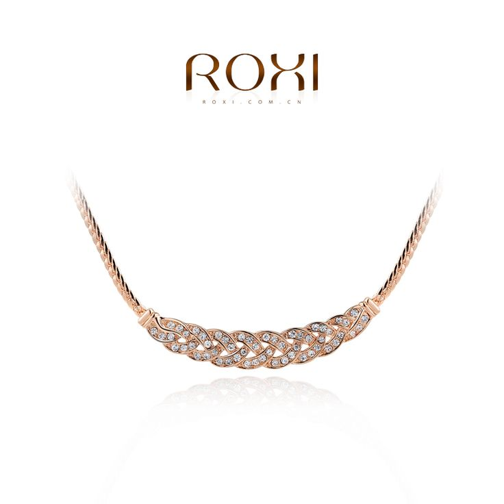 Find More Pendant Necklaces Information about ROXI Genuine Austrian crystals Fish Necklace Rose Gold Plated Pendant 100% hand made Fashion Jewelry,High Quality necklace jewelry holder,China jewelry casual Suppliers, Cheap necklace diamond jewelry from George Smith Jewelry(ROXI Brand) on Aliexpress.com