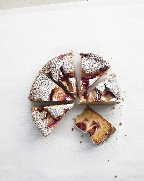 Plum Cake - Martha Stewart Recipes