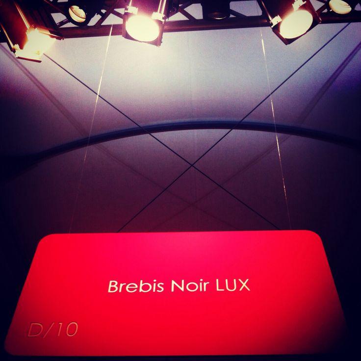 Brebis Noir LUX capsule collection for Pitti W