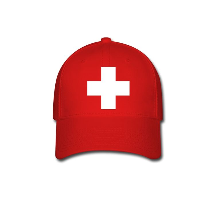 cross, swiss, medical, red