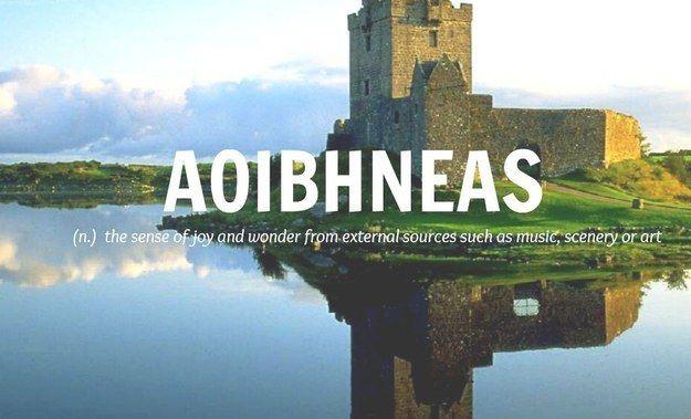 Community Post: 21 Beautiful Irish Language Words Everyone Needs In Their Life