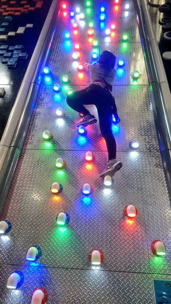 Stepping Lights