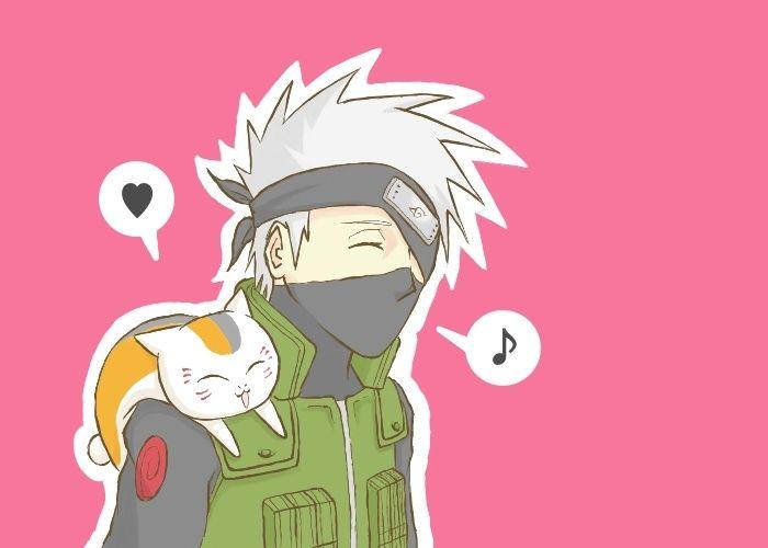 This is so cute! Naruto Pinterest Kakashi and So cute