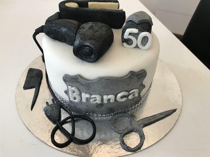 #hairdresser #cake