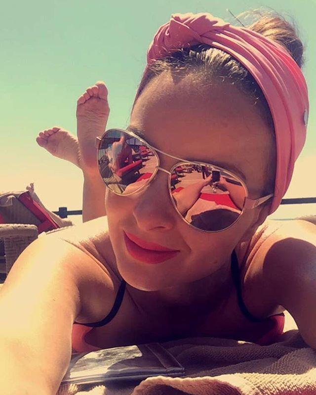 Another great day☀️ @pebinka #farfallamia#mania#sunglasses #snapchat…