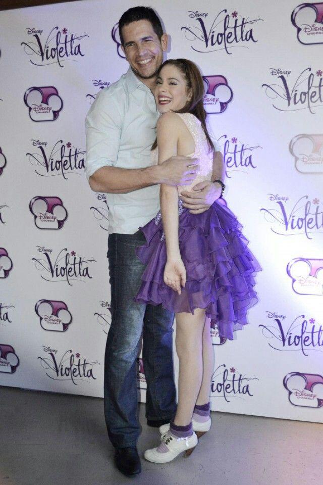 German et Violetta