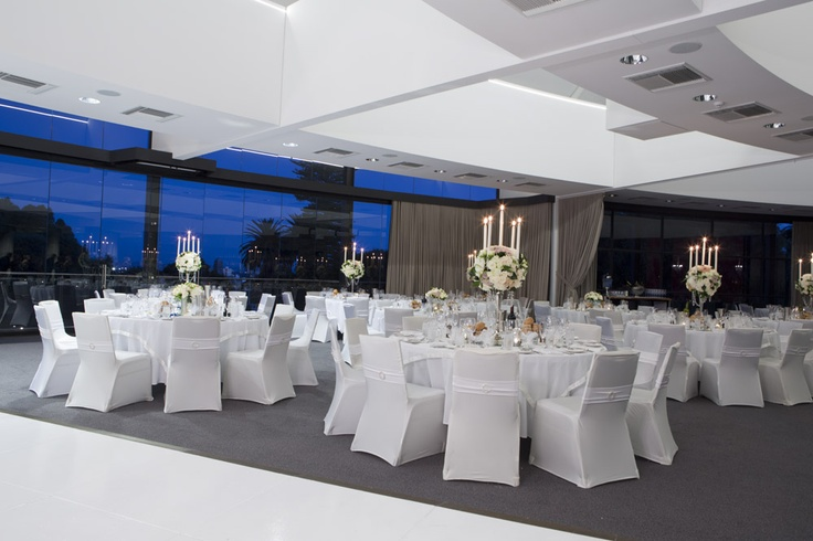 Wedding reception styling at Frasers State Reception Centre www.touchedbyangels.com.au