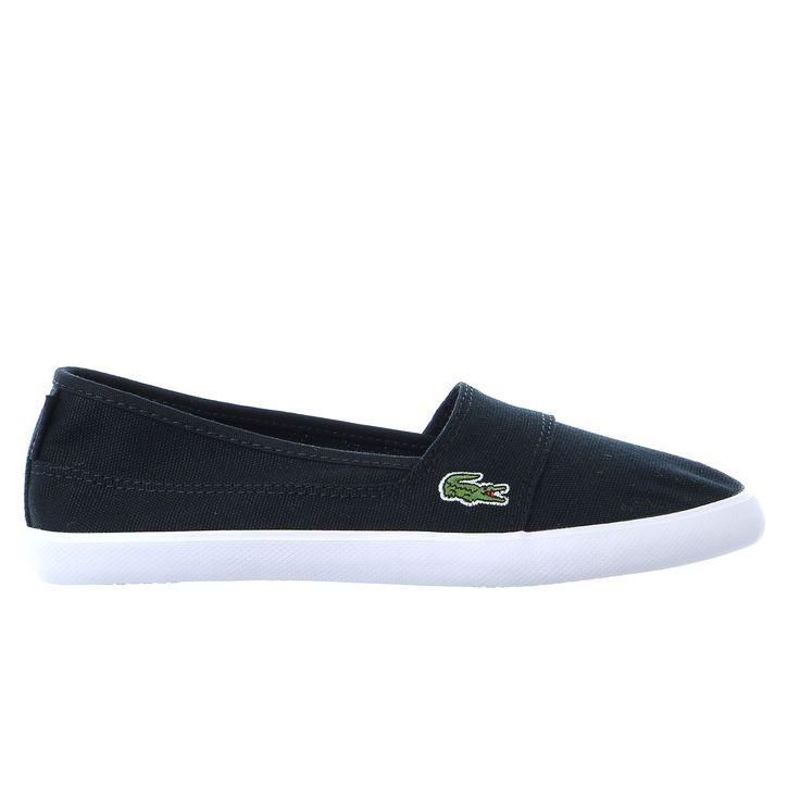 Lacoste Marice LCR Fashion Sneaker Slip on Loafer Shoe - Womens