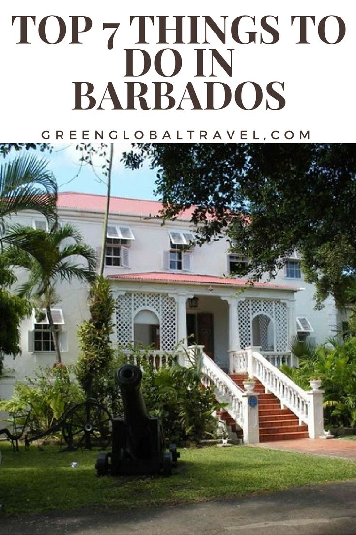 Barbados is the most developed island in