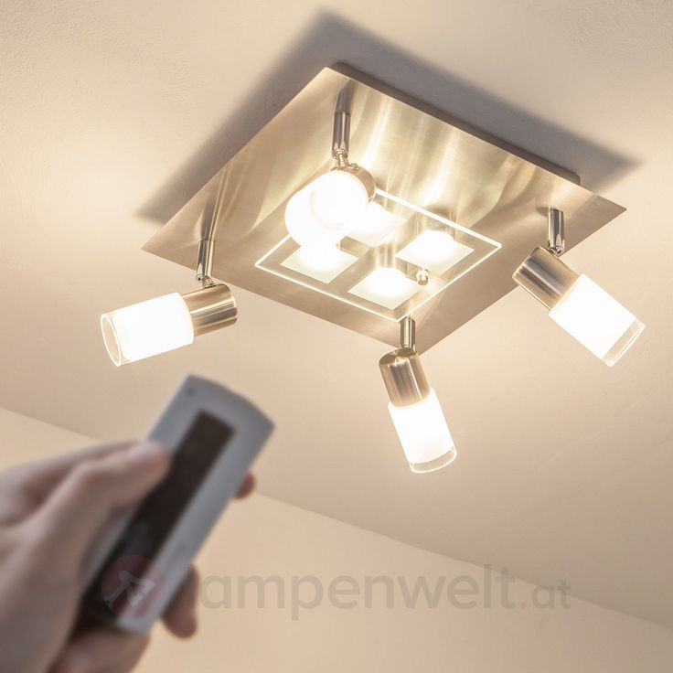 25+ ide terbaik Schlafzimmer Lampe Led di Pinterest Indirekte - deckenleuchten für schlafzimmer