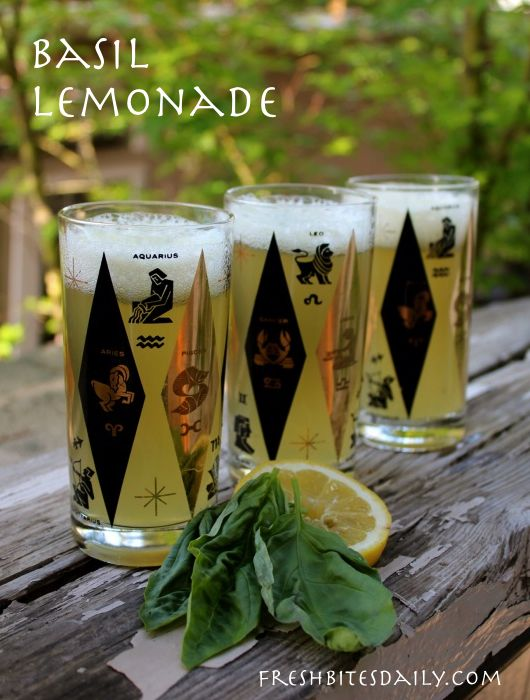 A flavorful lemonade twist