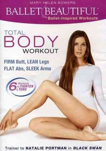 BALLET BEAUTIFUL:TOTAL BODY WORKOUT