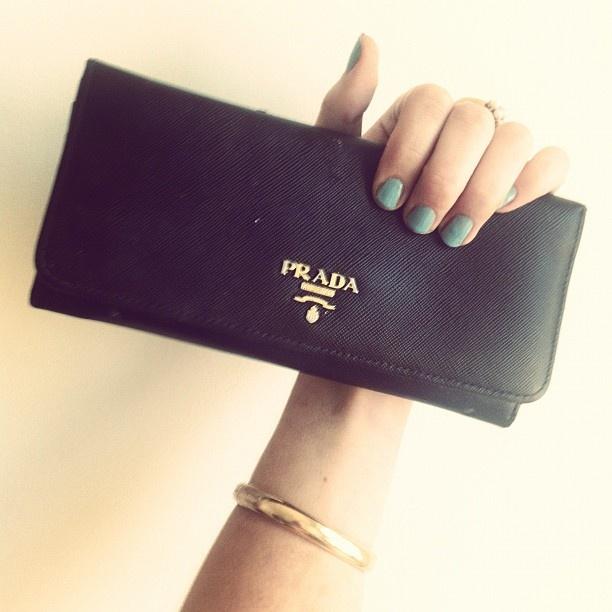 Prada Wallet For Ladies