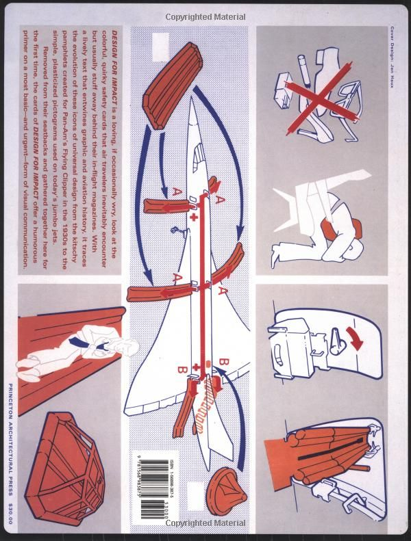 171 best aircraft safety card design inspiration images on pinterest airplane airplanes and. Black Bedroom Furniture Sets. Home Design Ideas