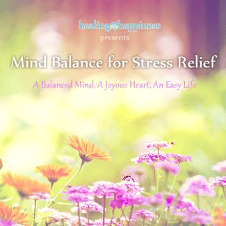 This stress relief audio is designed to help you reach a balanced state of mind after you have had a stressful day. Even if all you want to do is unwind, this audio can be used as a quick guidance or a longer relaxation for up to 1 hour.