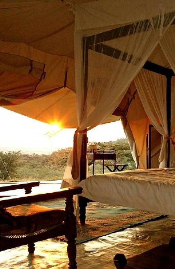 Award Winning Luxury Safari Tents in Kenya 33
