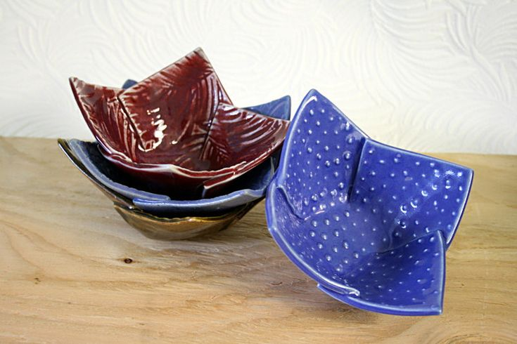 Boxing week sale, Small Ceramic Bowl, Fall 2012 clearance, free domestic shipping. $40.00, via Etsy.