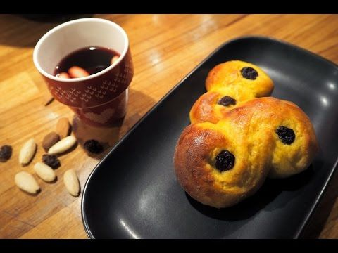 Lussebullar & Glögg video recipe