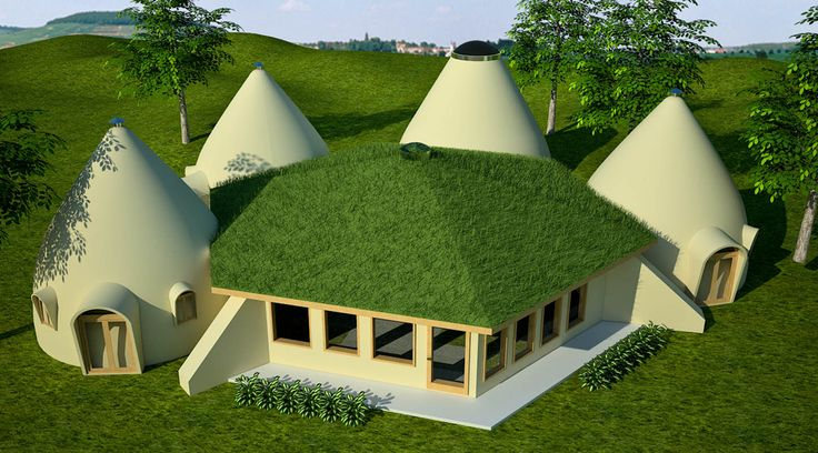 It may make me a nerd, but someday I would like to build my own house made of earthbags. I know it does not seem conventional but that does not matter to me. I like the qualities they posses and the imagination it would take to furnish and fill such a place. This is one of the designs that pique my curiosity.