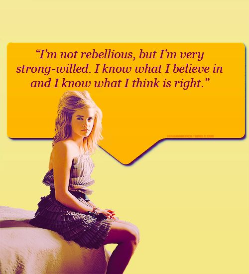 emma watson, quotes, sayings, about yourself, be strong