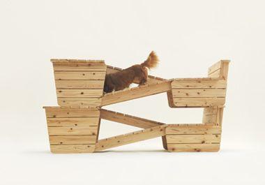 アトリエ・ワン×ダックスフント。  「犬のための建築」(  http://architecturefordogs.com  )。【Casa Brutus編集長 松原亨】  http://lexus.jp/cp/10editors/contents/casabrutus/index.html  ※掲載写真の権利及び管理責任は各編集部にあります。LEXUS pinterestに投稿されたコメントは、LEXUSの基準により取り下げる場合があります。