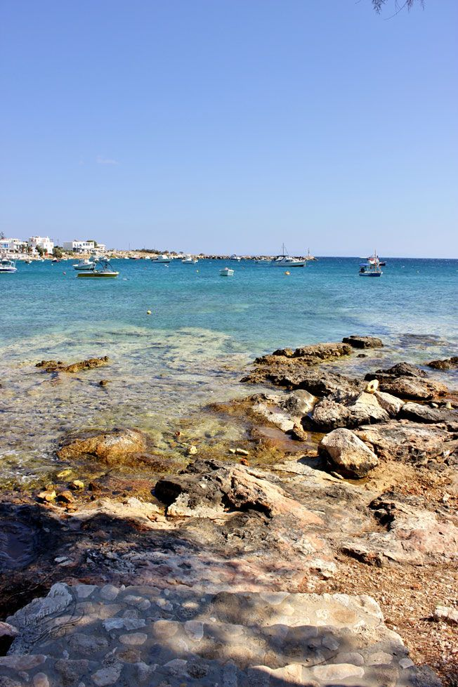 Aliki, Paros, Cyclades, Grèce / Greece