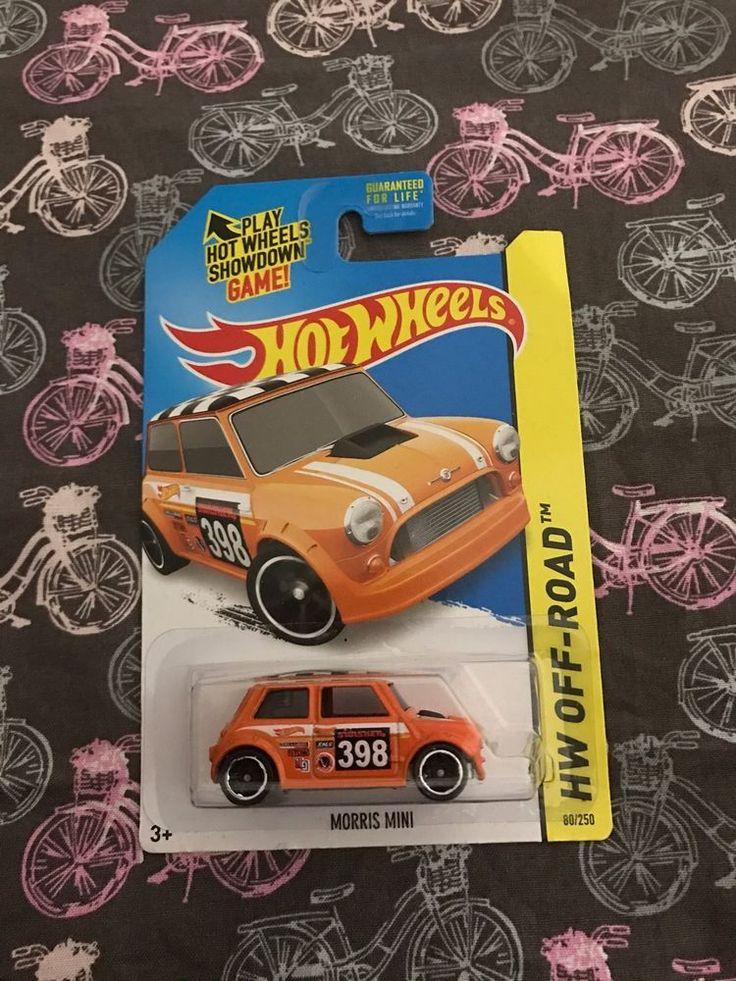 Hot Wheels HW Off-Road 2015 Road Rally Morris Mini Orange 80/250 Mattel 3+  | eBay