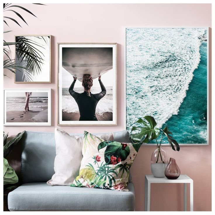 Ocean air, salty hair 🏄 The summer feelings are on fleek here at Desenio, which is why we're offering you 25% off all Photo Art up until Monday 5th of June. You find a direct link to the offer in the bio. Sea you later . . .   From left: 'Shadow'-poster 30x40 cm. | 'Footprints in the sand'-poster 30x40 cm. | 'Catch the waves'-poster 50x70 cm. | 'Seascape'-poster 70x100 cm.