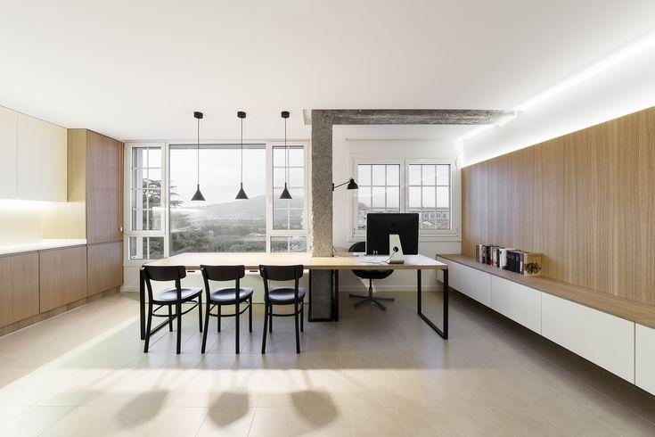 Peixoto House / Erbalunga estudio #escritorio #homeoffice #office