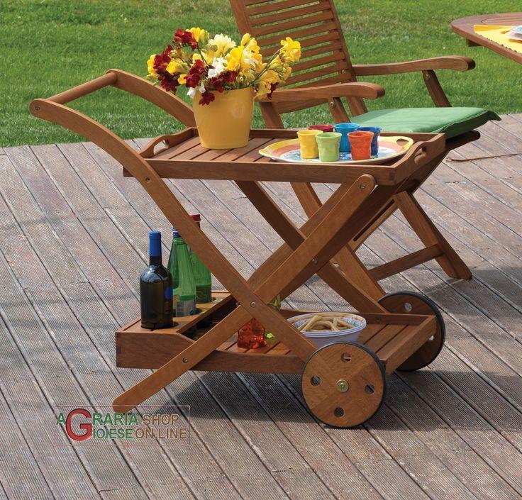 CARRELLO PORTA BIBITE BEVANDE YELLOW BALAU TEA 87X56X77H TT-623 http://www.decariashop.it/arredo-giardino/3155-carrello-porta-bibite-bevande-yellow-balau-tea-87x56x77h-tt-623.html