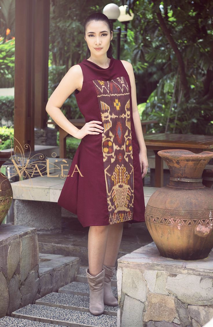 Dress by VALEA photograph by Vanda Valea