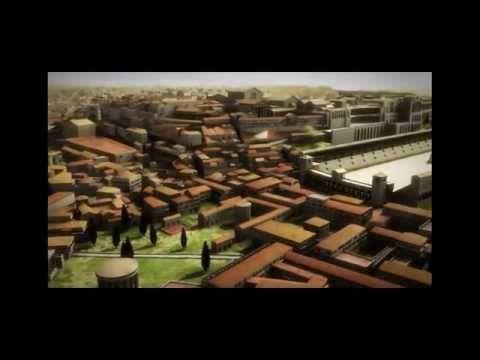 Cum arăta Roma antică la 10 ani după Împăratul DAC Galerius? Simulare 3D de excepție. VIDEO | Cunoaste lumea