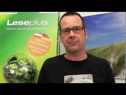 """In diesem Video präsentiere ich Ihnen """"Leseplus"""", das magnetische Lesezeichen. #Streuartikel #Werbegeschenk http://www.leseplus.com"""