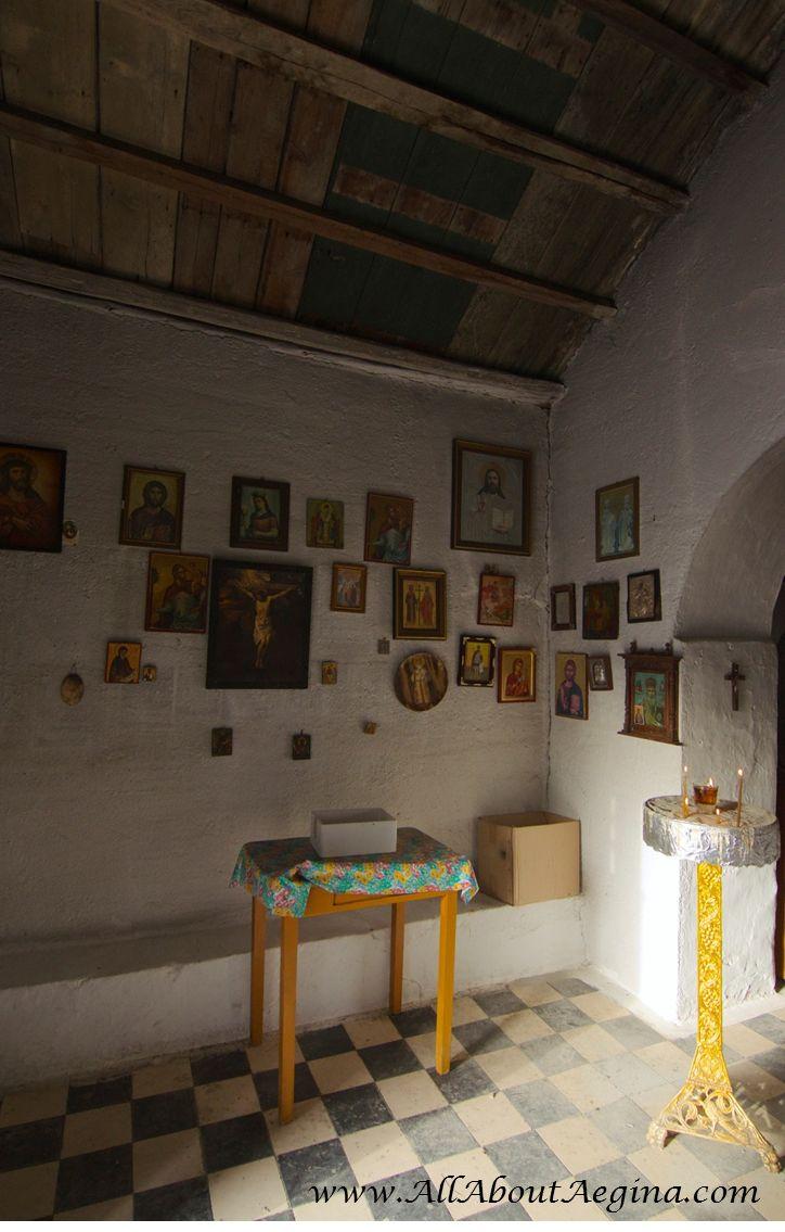 Timios Stavros-Paliachora, Aegina