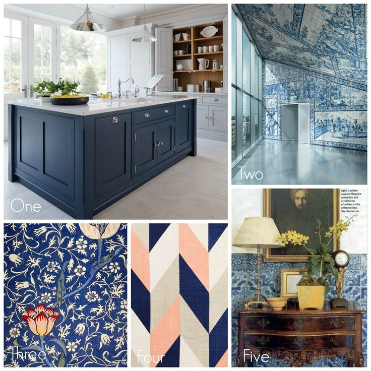 Blue's Blue, Classic and Trendy?   DesignChickee Blog