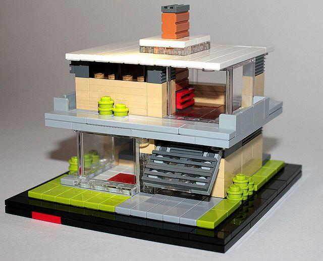 II Casa dell'auto rossa // 5 (Garage Closing) by jpmacmillan, via Flickr