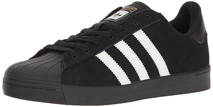 23a95080 adidas Originals Men's Superstar Vulc ADV Shoes Leather Made in USA ...