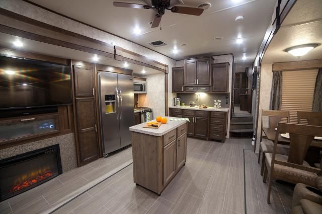 17 best images about open range fifth wheels on pinterest for Rv with 2 master bedrooms