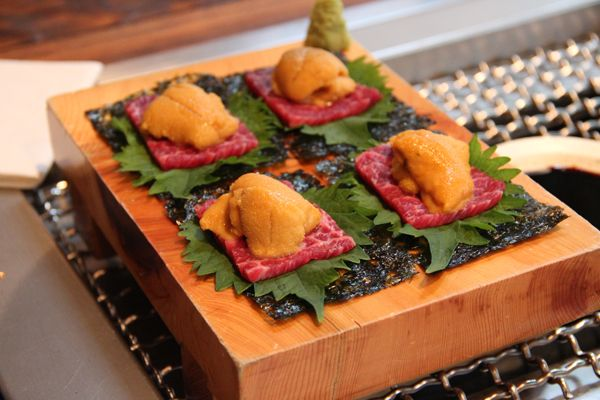 Takashi's Niku-Uni, really need to have that during my NYC trip.