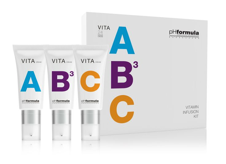 Beautiful skin begins with ABC - our Vitamin Infusion kit - available  from your pHformula skin specialist this month.  #skincare #skincareroutine #Vitamin #beautiful