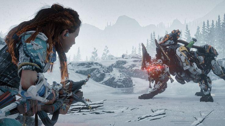 Horizon Zero Dawn: The Frozen Wilds Review - IGN