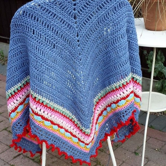 17 Best images about Sunday Shawl colour options on ...