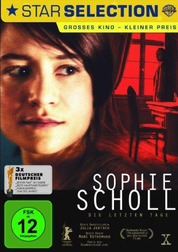 Sophie Scholl - Die letzten Tage: Amazon.de: Julia Jentsch, Alexander Held, Fabian Hinrichs, Reinhold Heil, Johnny Klimek, Marc Rothemund: F...