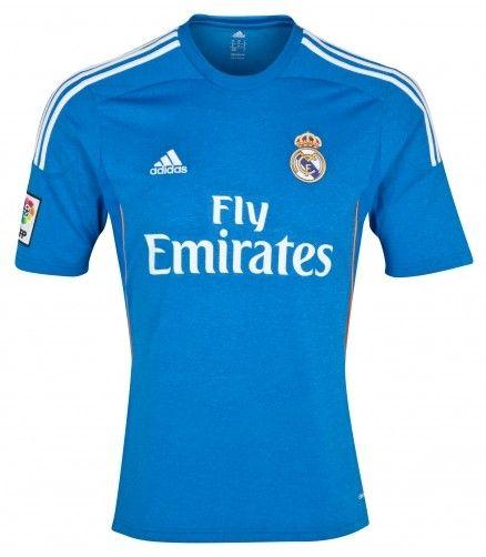 FC Real Madrid Camisetas de futbol 2013/2014 Segunda Equipación [168] - €16.87 : Camisetas de futbol baratas online!