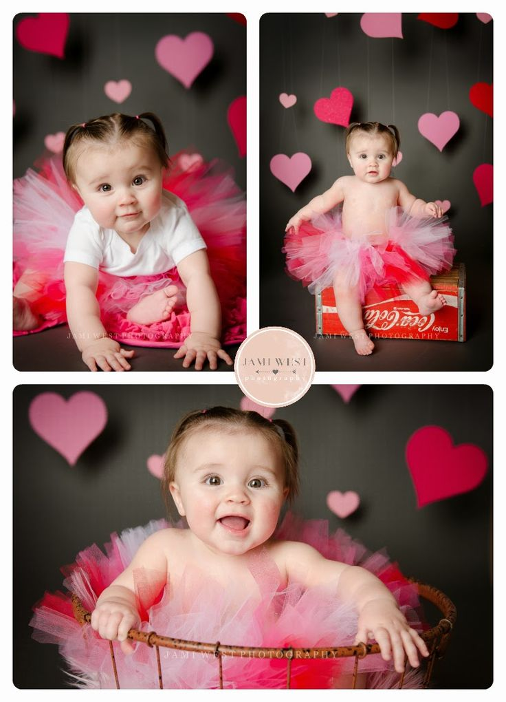 Valentines day photo ideas, photography session, valentines photos, studio, mini session, kids, babies, backdrops. Jami West Photography, Seattle Photographer.
