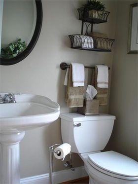 「洗面所」だっておしゃれになる!!ステキなアレンジ、収納アイデア - NAVER まとめ