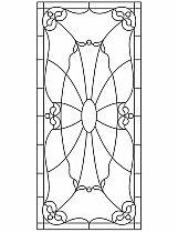 glass pattern 665