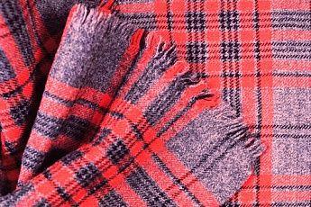 DONE!!!! =) Просто классный теплый плед, желательно из натуральной ткани (шерсть, хлопок, пр)