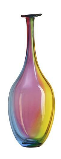 17 Best Images About Colored Glass Vases On Pinterest